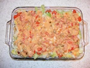 Cheesy Taco Salad