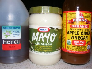 slaw dressing ingredients