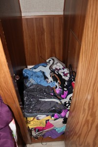 girls' closet