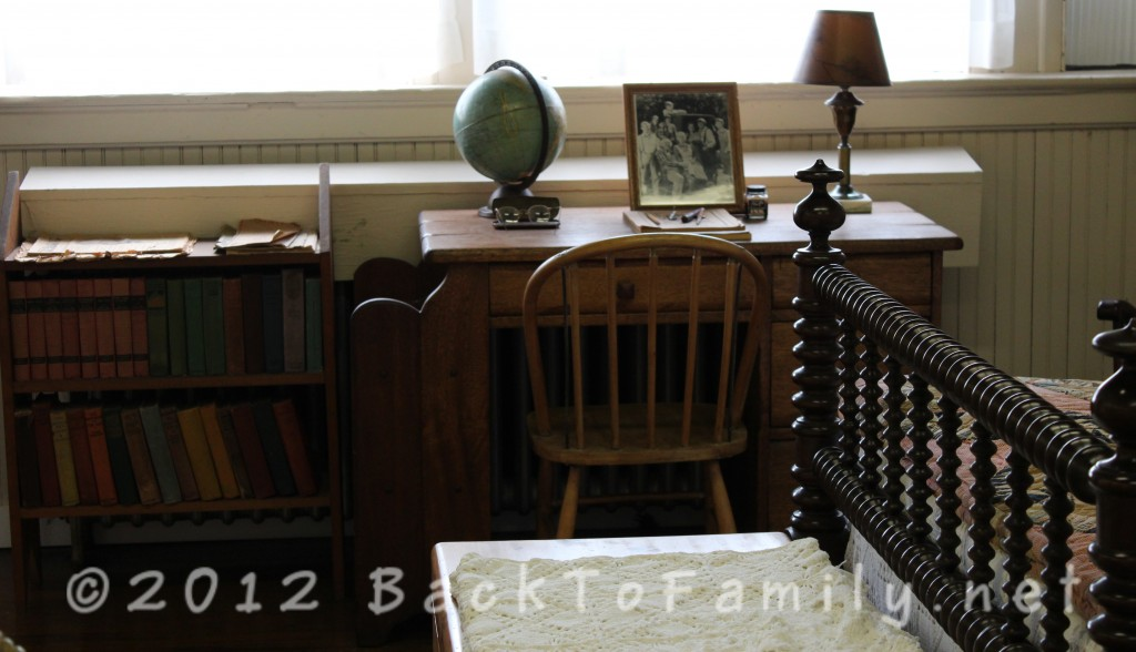 jb's desk