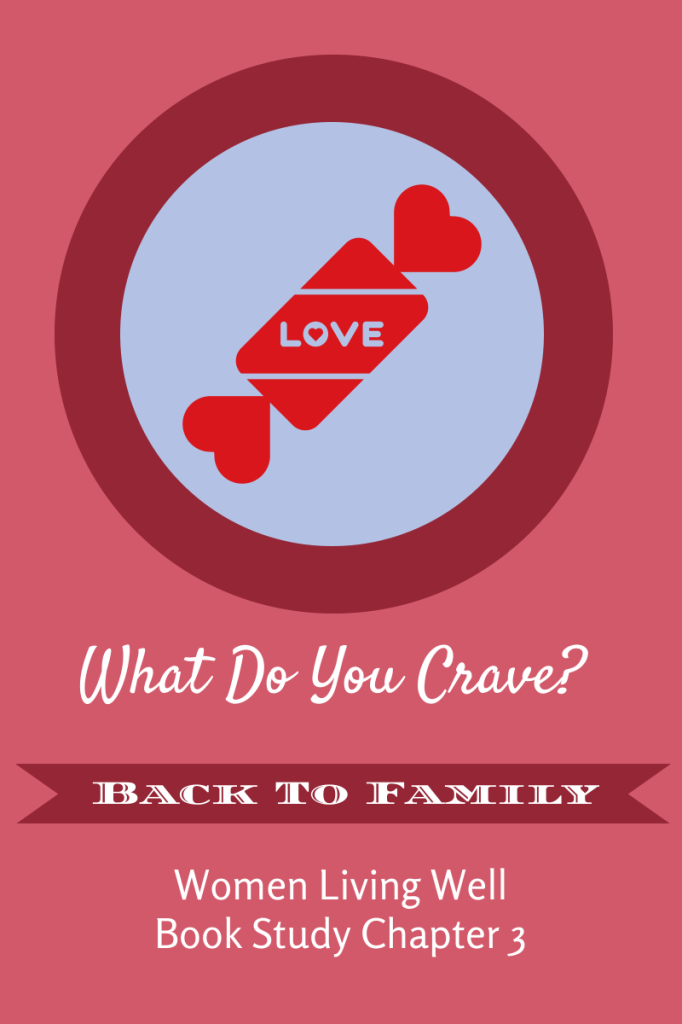 What Do You Crave ~BackToFamily.net