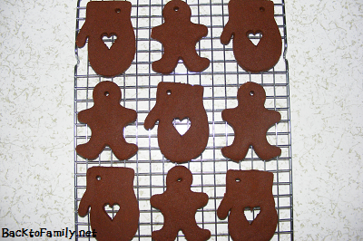 Cinnamon Ornaments 12~ BacktoFamily.net